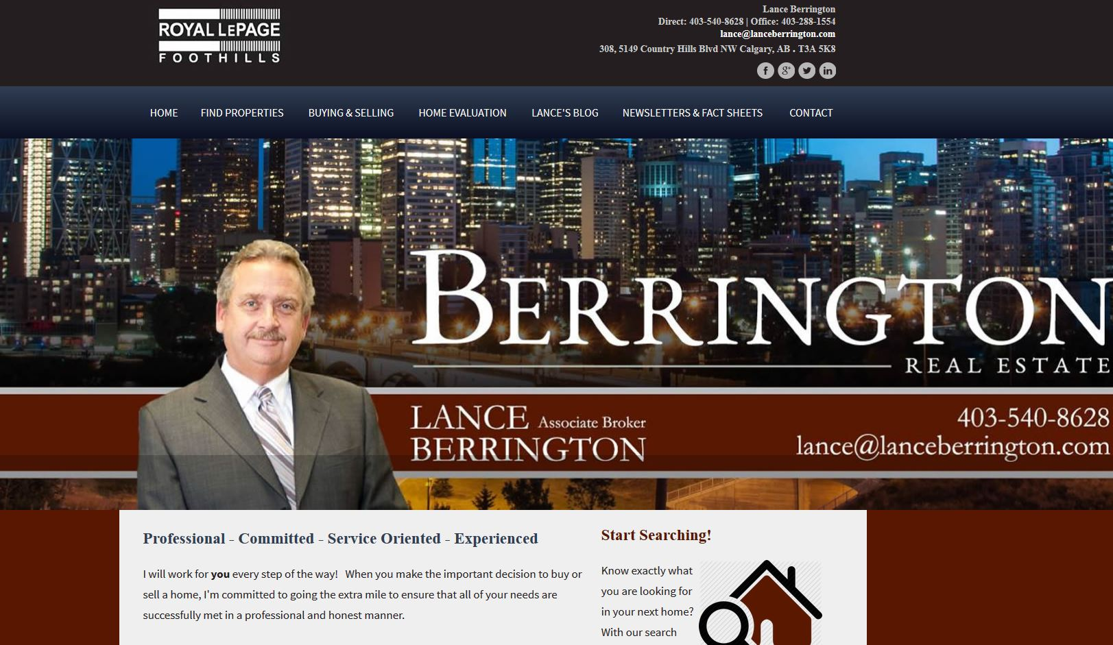 Berrington Real Estate