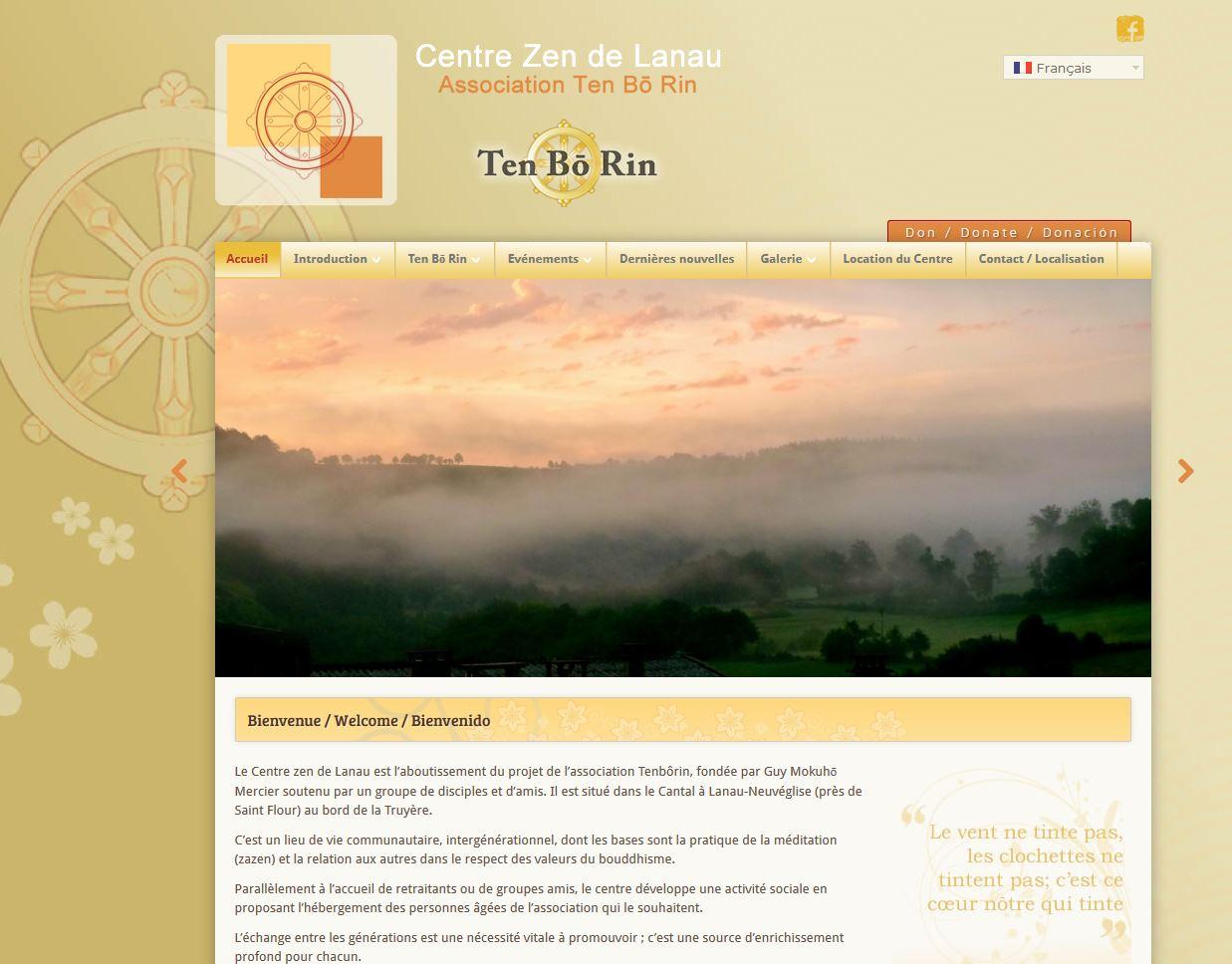 Centre Zen de Lanau