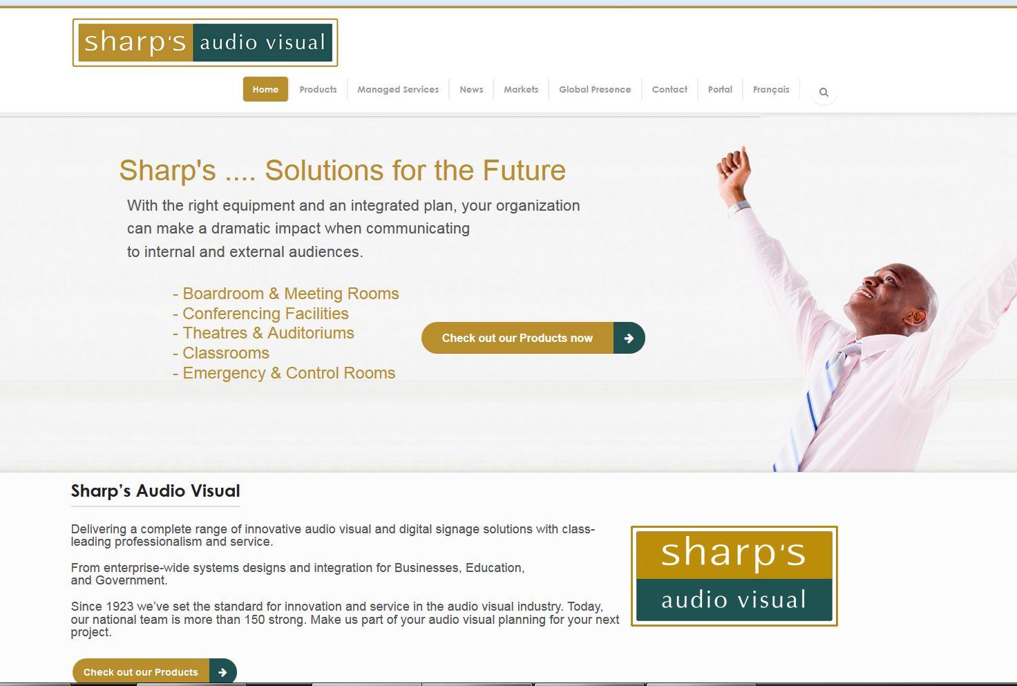 Sharp's AV
