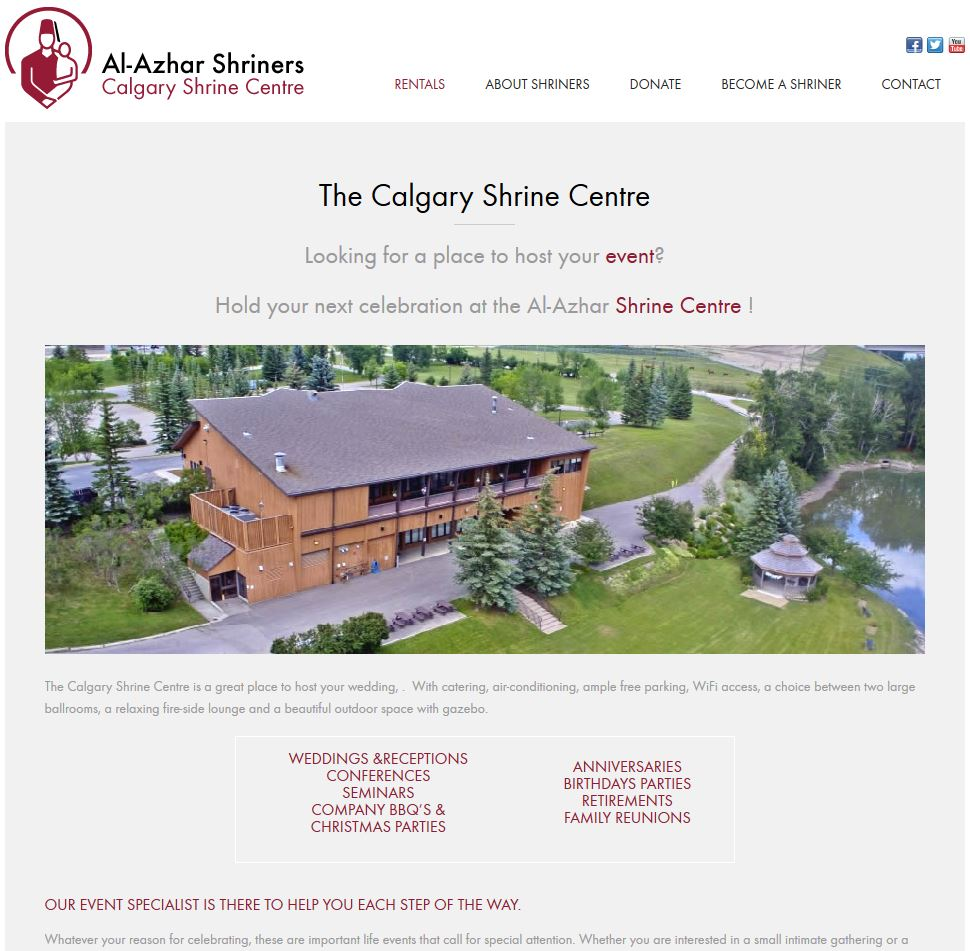 Calgary Shrine Centre